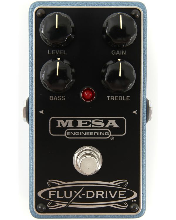 Mesa Boogie Flux Drive Overdrive Guitar Effects Pedal