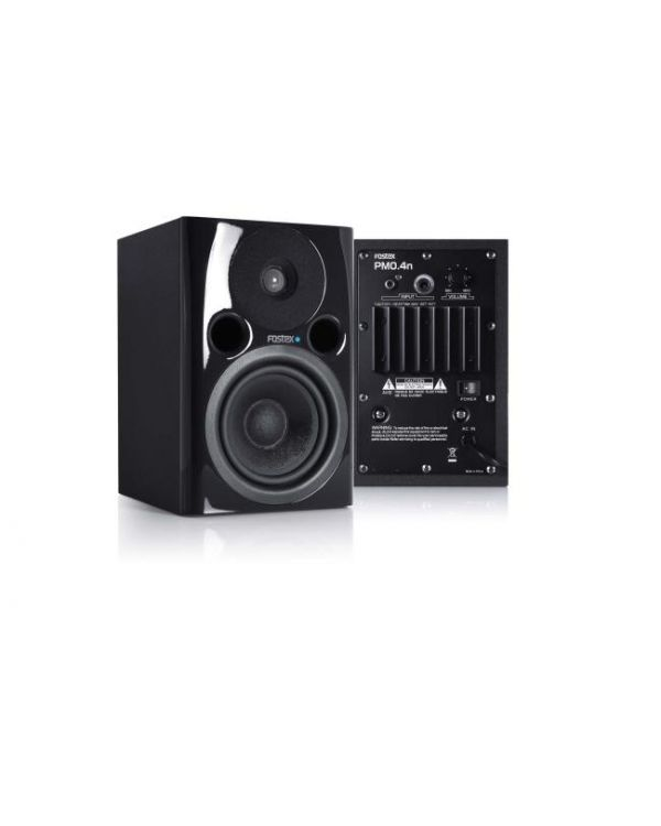Fostex PM0.4 D MKIII Active Monitors - Black (Pair)