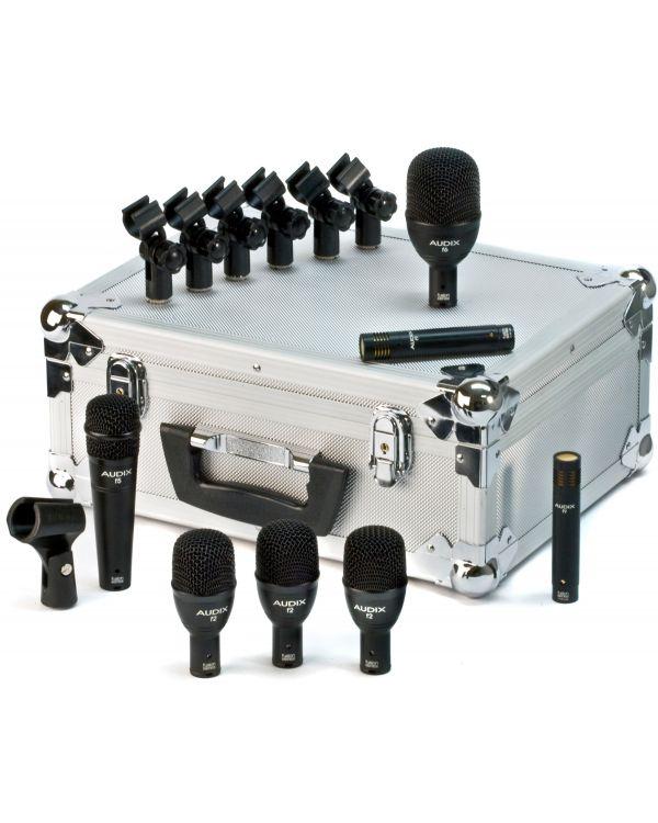 Audix FP7 7-Piece Fusion Drum Microphone Kit