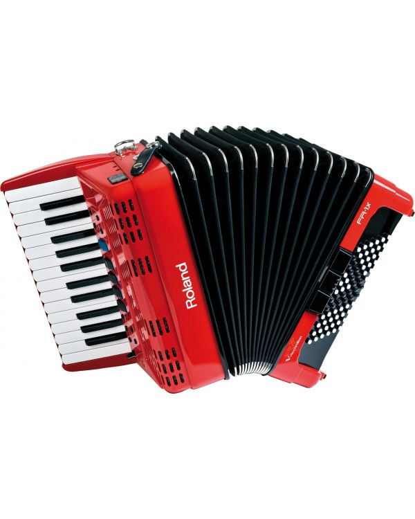 Roland FR-1X V-Accordion in Red