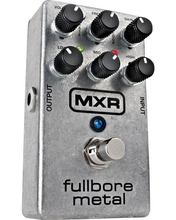 MXR M116 Fullbore Metal Guitar Effects Pedal