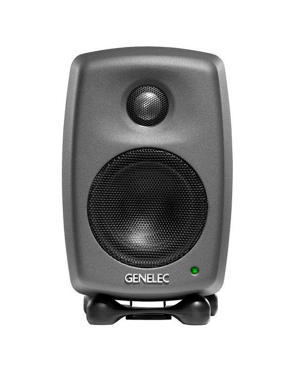 Genelec 8010A Compact 2-way Active Monitor Matt Black
