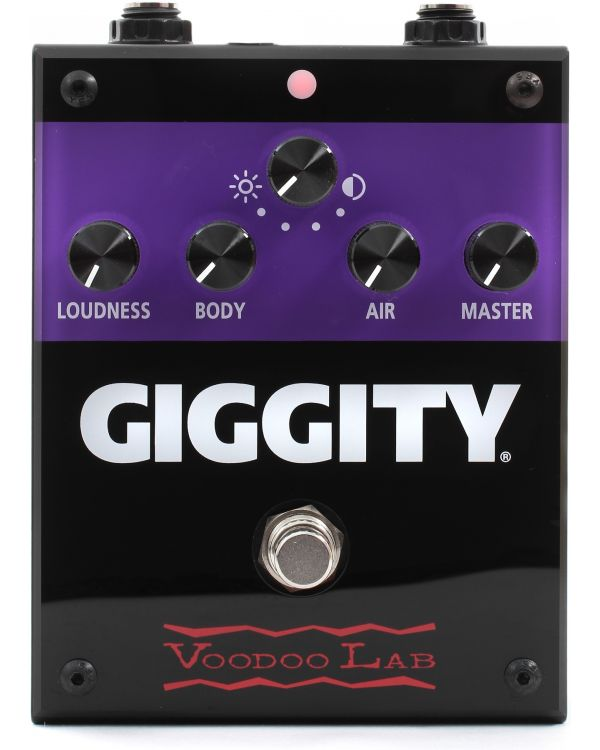 Voodoo Lab Giggity Preamp Guitar Effects Pedal