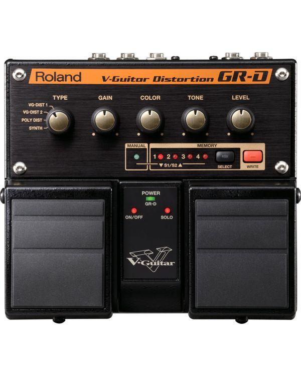 Roland GR-D V Guitar Distortion Pedal