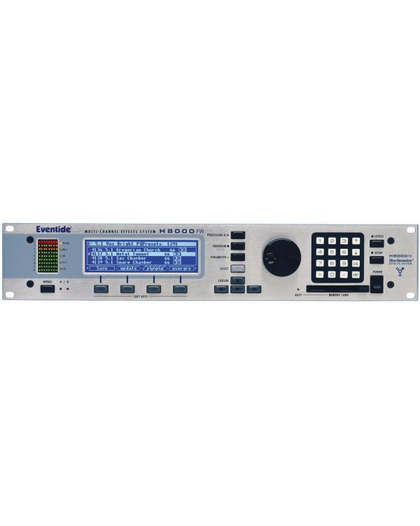 Eventide H8000 Firewire Vocal Processor