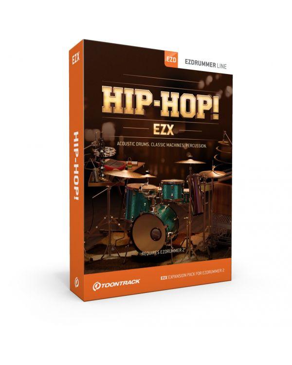 Toontrack Hip Hop EZX Download