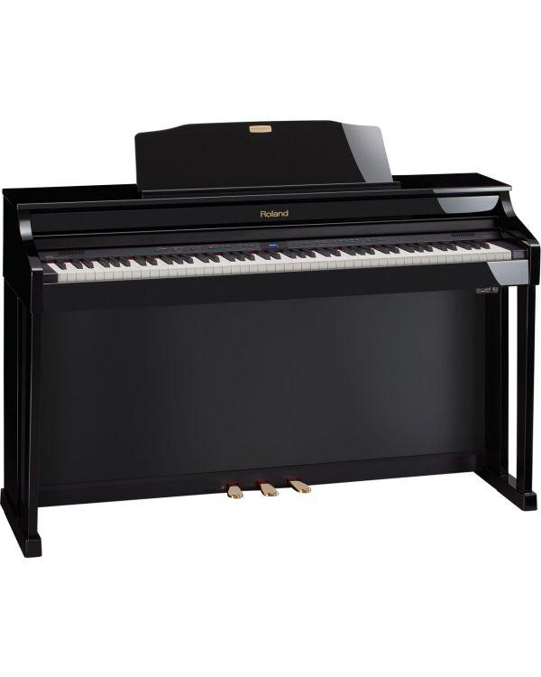 Roland HP506 Home Piano in Polished Ebony
