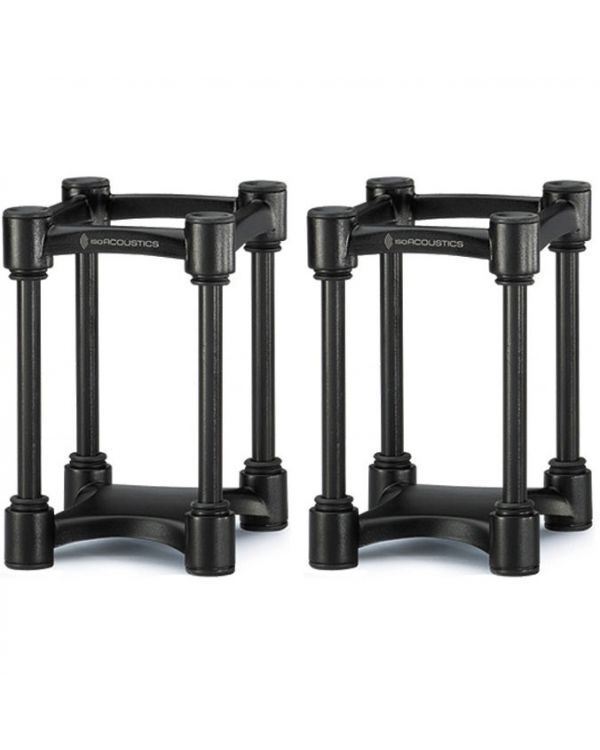Isoacoustics ISO-L8R155 Sound Isolating Speaker Stands (Pair)