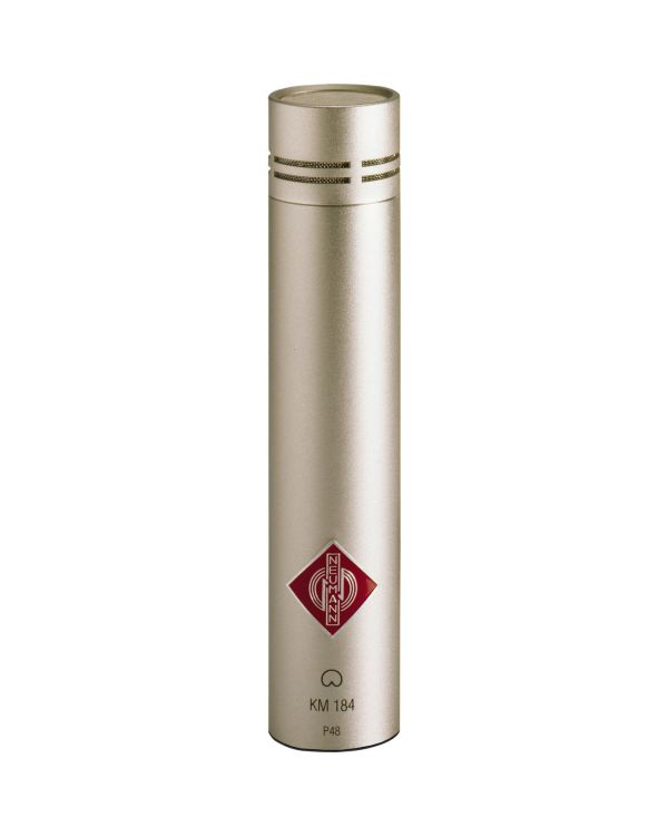 Neumann KM 184 Condenser Microphone in Nickel