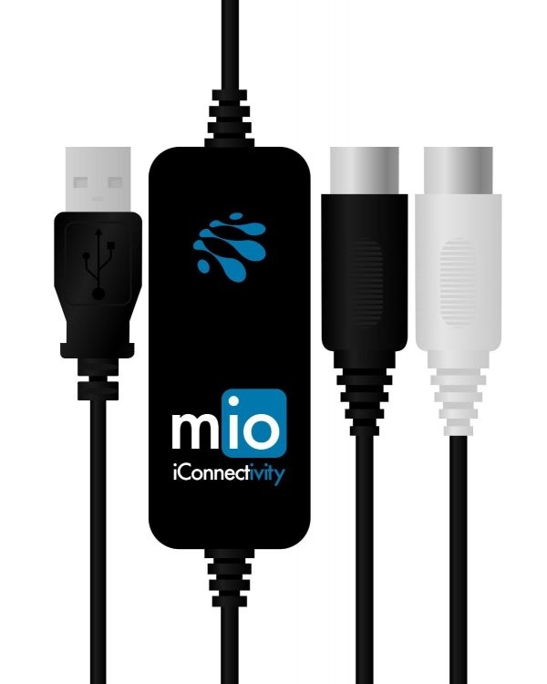 MIO 1 in 1 out USB MIDI interface