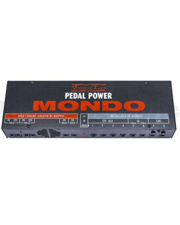 Voodoo Lab VL-PPMEX Pedal Power Mondo