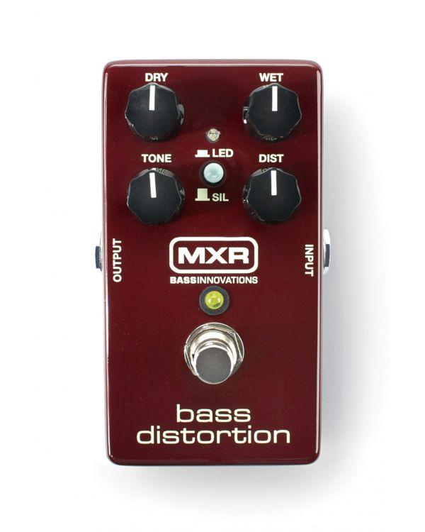MXR Bass Distortion Pedal