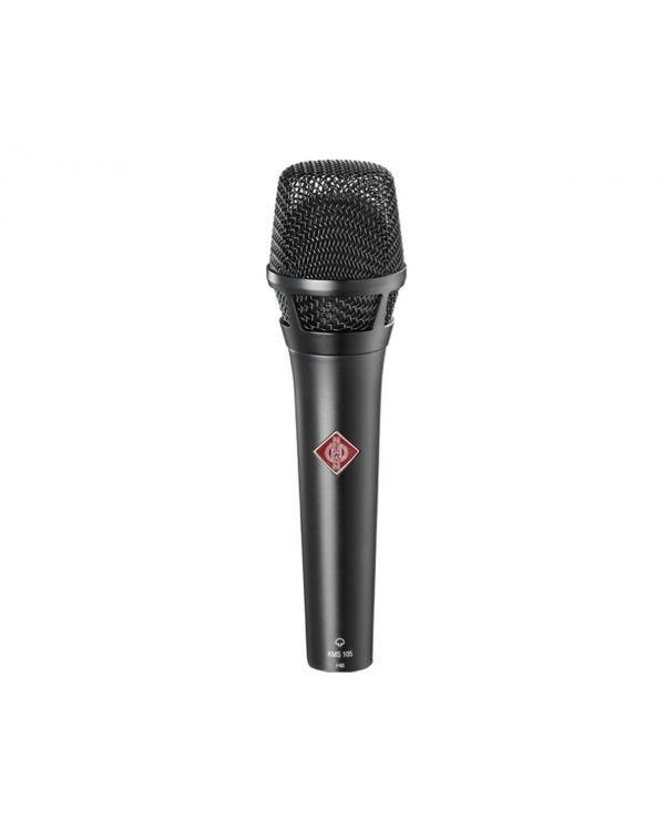 Neumann KMS 105 MT Hand Held Condenser Microphone in Black
