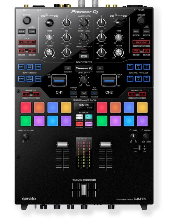 Pioneer DJM-S9 Serato DJ Mixer