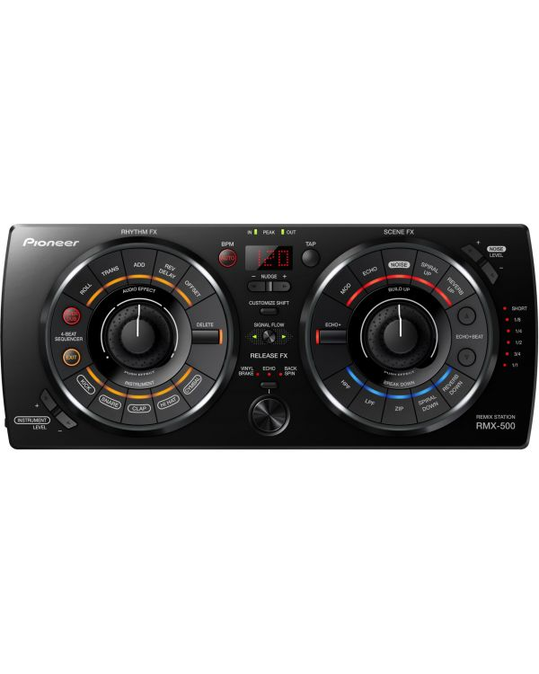 Pioneer RMX 500 Effects and Remix Station