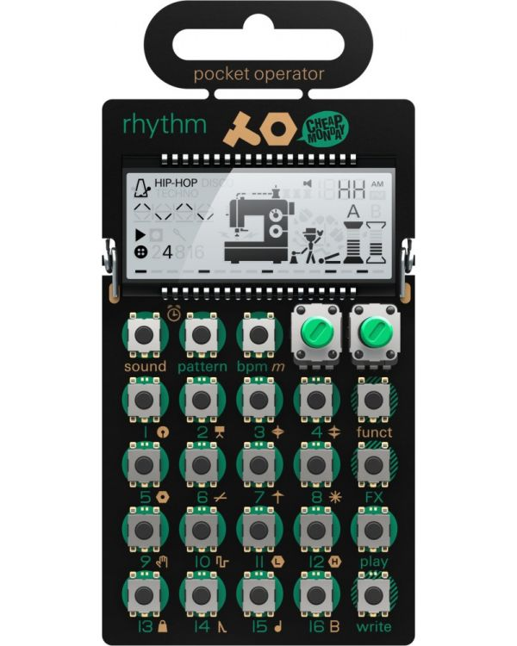 Teenage Engineering PO-12 Rhythm Drum Synth