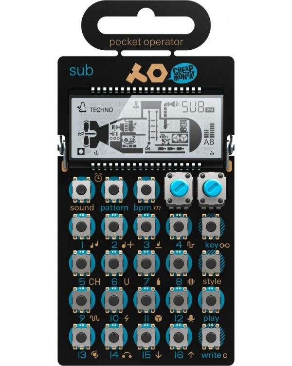 Teenage Engineering PO-14 Sub Synth Sequencer