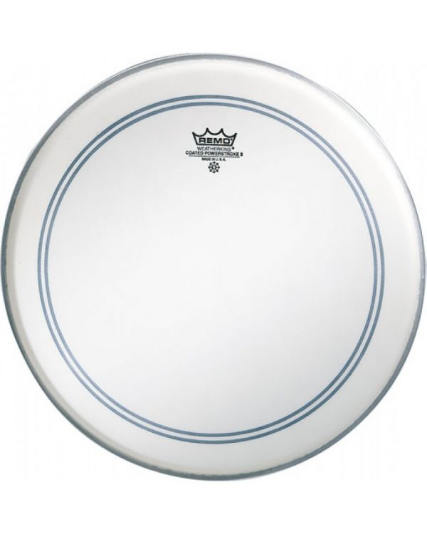 "Remo 14"" Powerstroke 3 Ambassador Coated Snare Head"