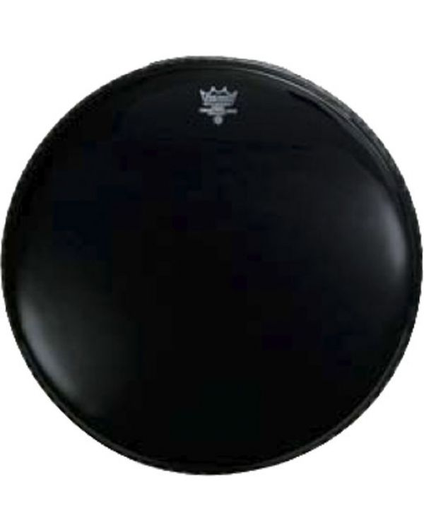 "Remo 20"" Powerstroke 3 Ebony Bass Drum Head With Dynamo Underlay"