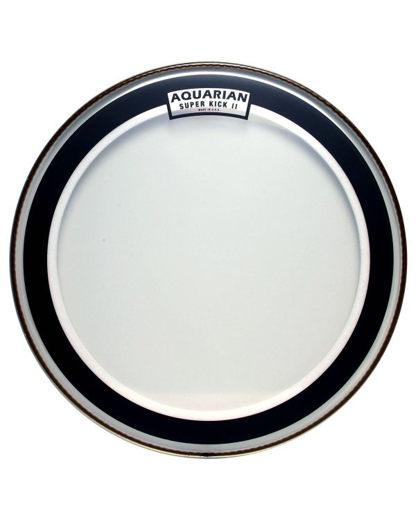 Aquarian 22 Narrow Impact Ring REG 2PLY Drum Skin