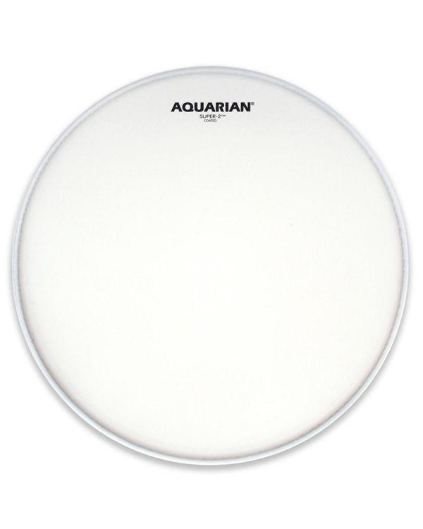 Aquarian Super 2 Texture Coated 16