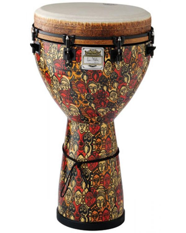 Remo 10 Djembe Leon Mobley SIG