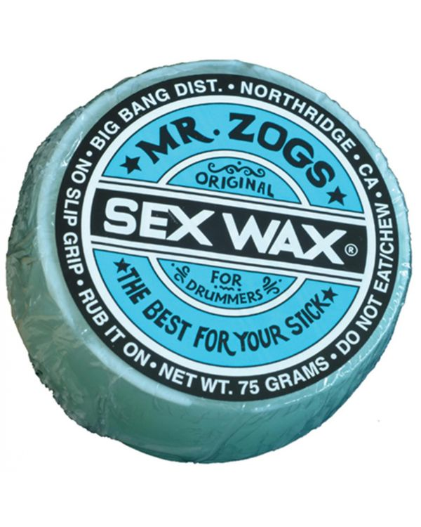 Mr. Zogs Sex Wax for Drummers - Drumstick Wax
