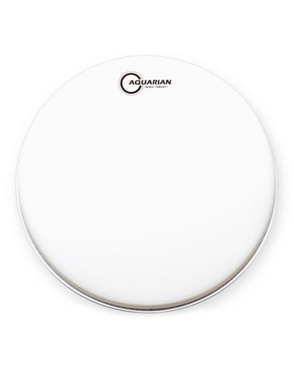Aquarian 14 inch Triple Threat Snare Drum Head