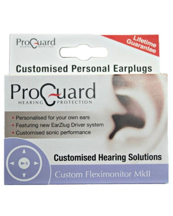 ProGuard Custom Fit FlexiMonitors MKII In-Ear Headphones