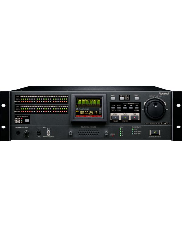 Roland R-1000+P 48-Track Digital Recorder and Player