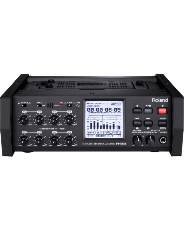 Roland R-88 Digital Field Recorder and Mixer