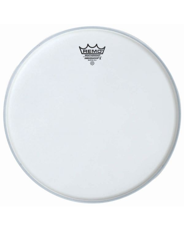 """Remo 13"""" Abassador X Coated Drumhead"""