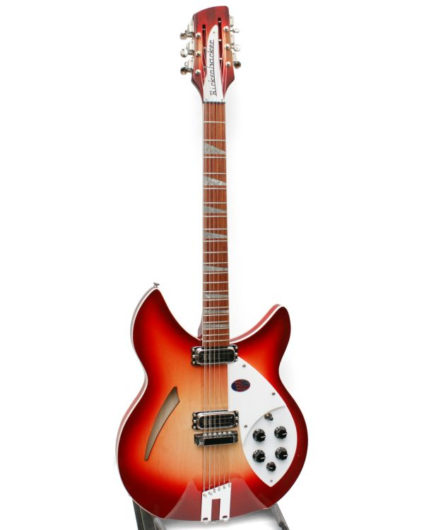 Rickenbacker 360 12 String C63 Electric Guitar in Fireglo