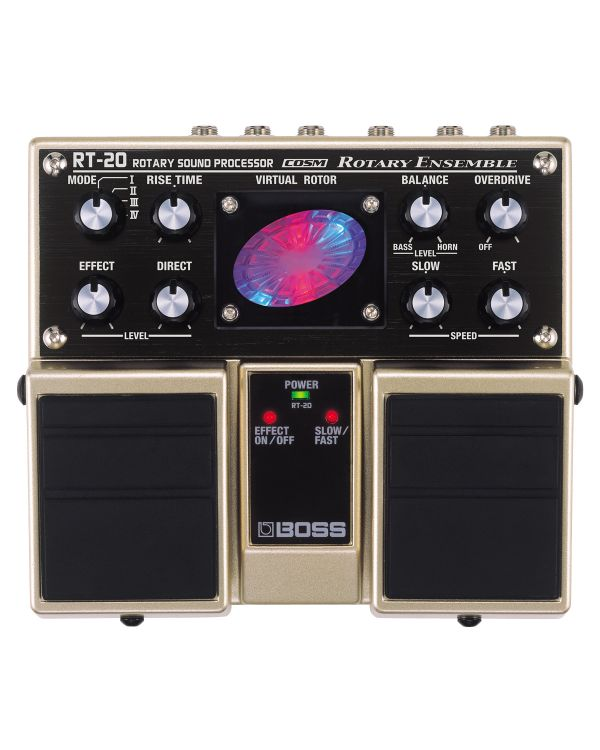Boss RT20 Rotary Sound Processor Guitar Effects Pedal