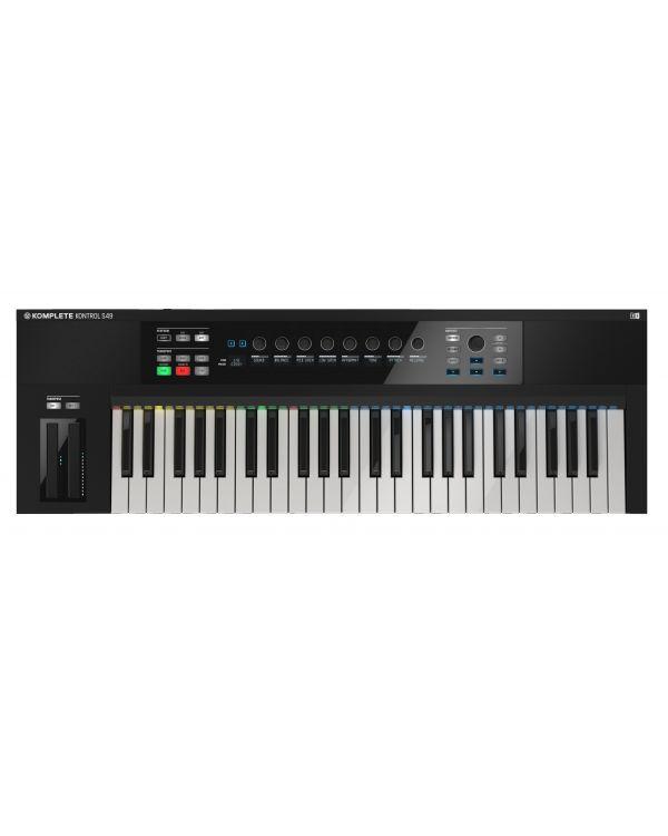Native Instruments Komplete Kontrol S49 USB MIDI Keyboard