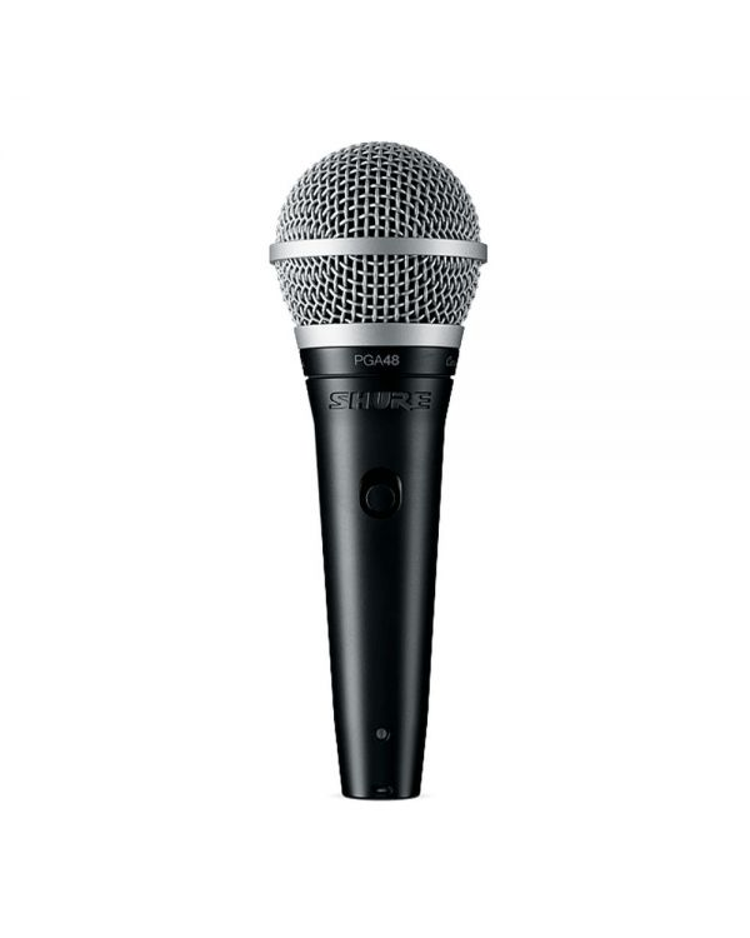 Shure PGA48-QTR-E Cardioid Dynamic Vocal Microphone