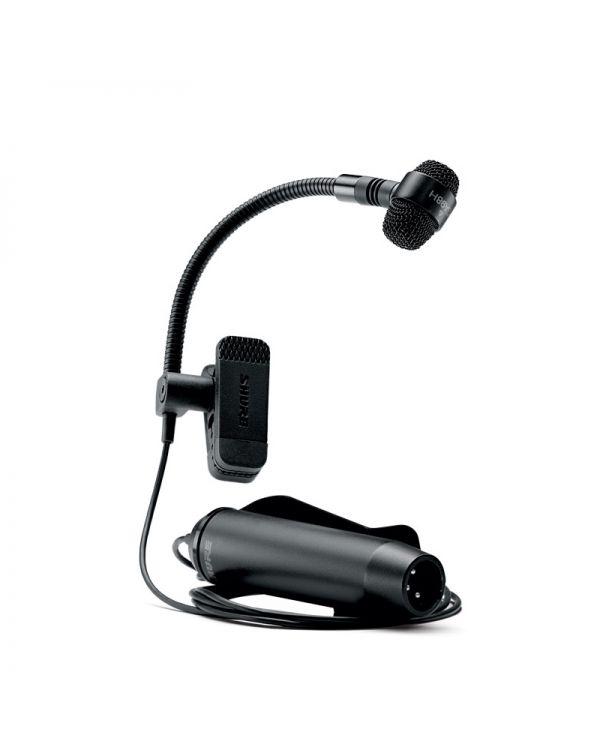 Shure PGA98H-XLR Cardioid Condenser Gooseneck Instrument Microphone
