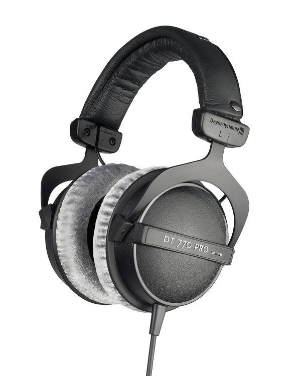 Beyerdynamic DT770 Pro Headphones - 250 Ohm