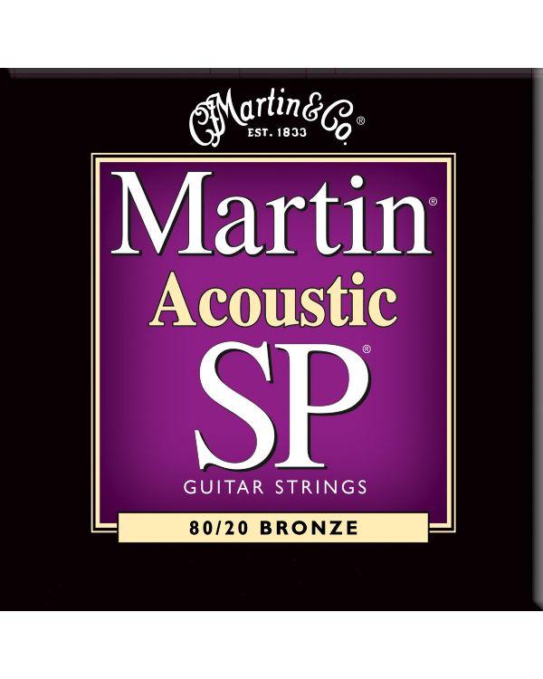 Martin MSP3050 Bronze Custom Light Acoustic Guitar Strings .011 - .052
