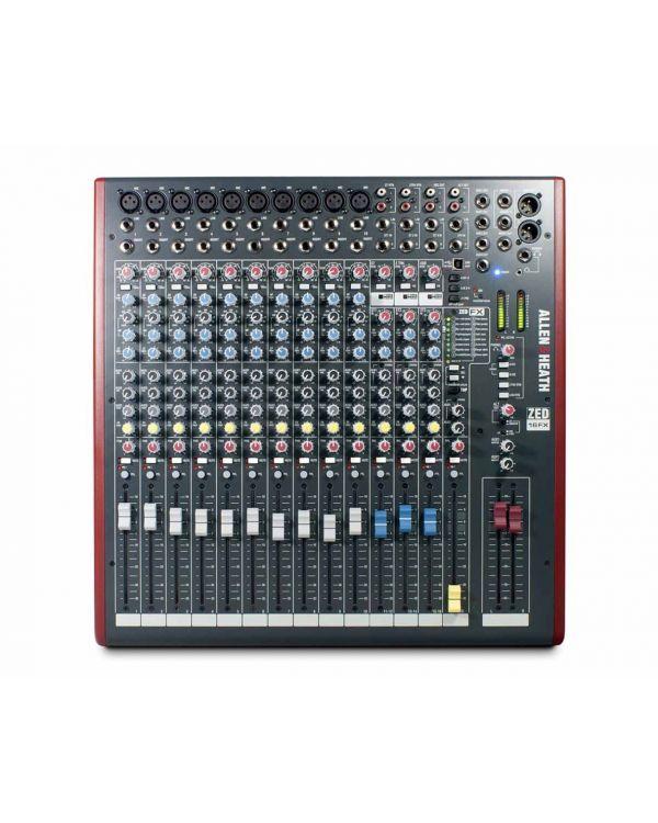 Allen & Heath ZED16FX 16 Channel Mixing Desk