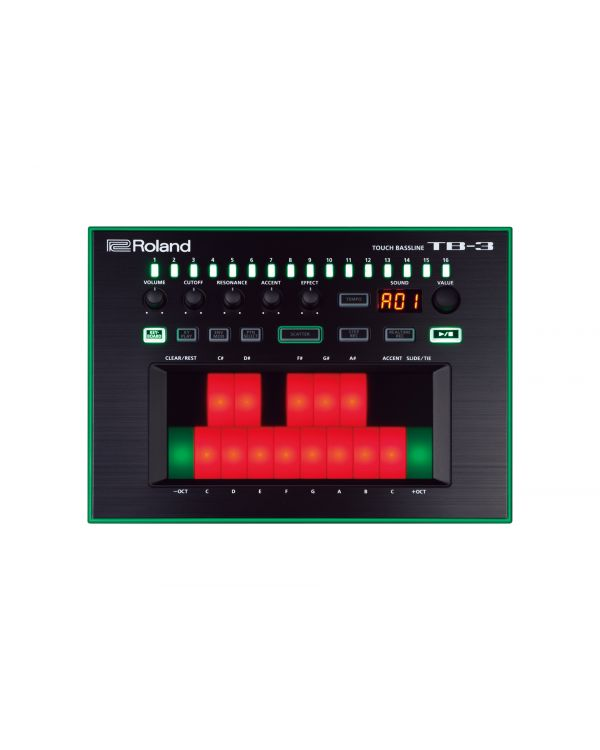 Roland Aira TB-3 Touch Bassline Synth