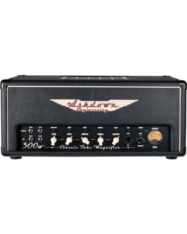 Ashdown CTM 300 H Valve Bass Head