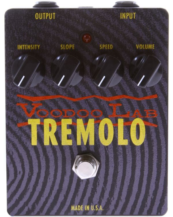 Voodoo Lab VL-VT Tremolo Guitar Effects Pedal
