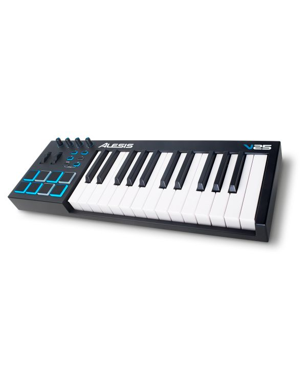 Alesis V25 USB MIDI Keyboard Pad Controller