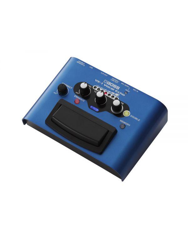 Boss VE-1 Vocal Processor Pedal