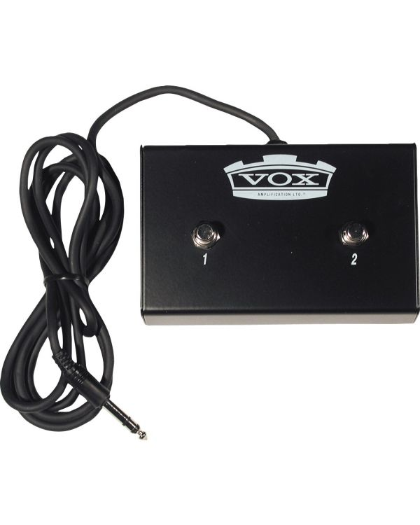 Vox VFS2 2-Channel Amp Footswitch
