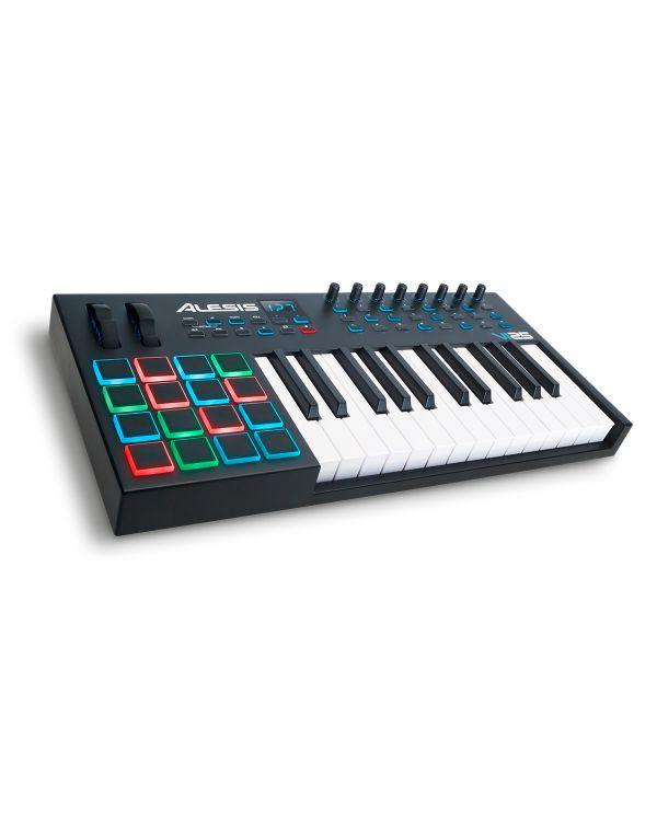 Alesis VI25 USB MIDI Pad Keyboard Controller