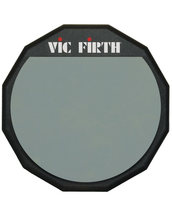 "Vic Firth 12"" Single-Sided Practice Pad"