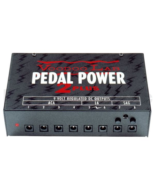 Voodoo Lab Pedal Power 2 Plus FX Power Supply