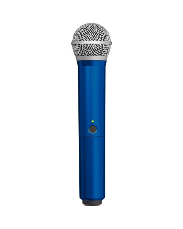 Shure BLX PG58 Handle in Blue